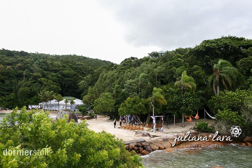 Casamento na Praia - Governardor Celso Ramos - Santa Catarina